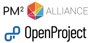 PM²Alliance-OpenProject Logos