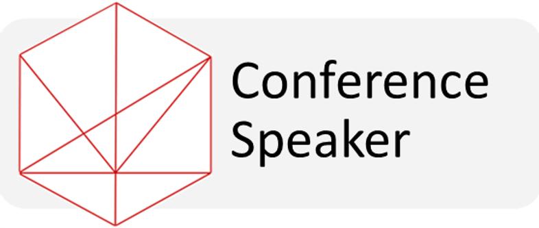 Conference Speaker - Verified